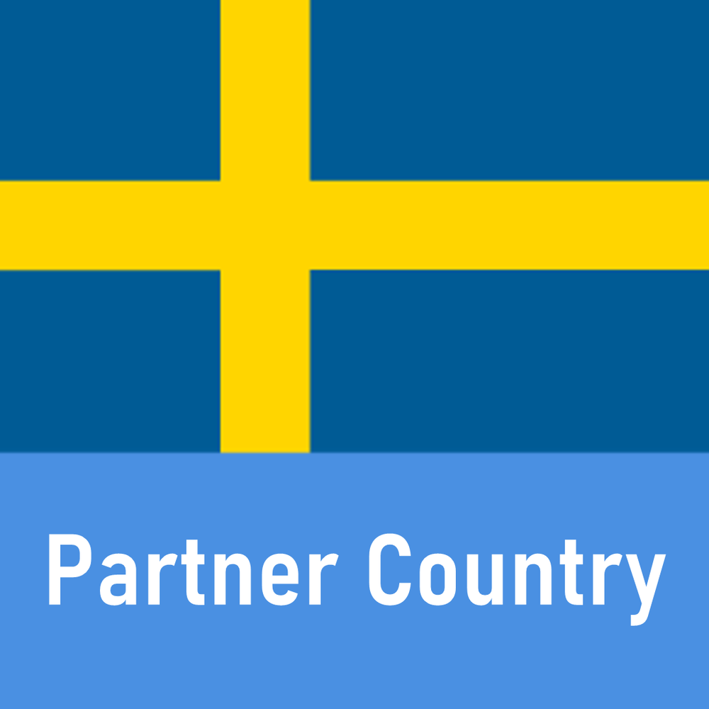 Partner Country: Sweden