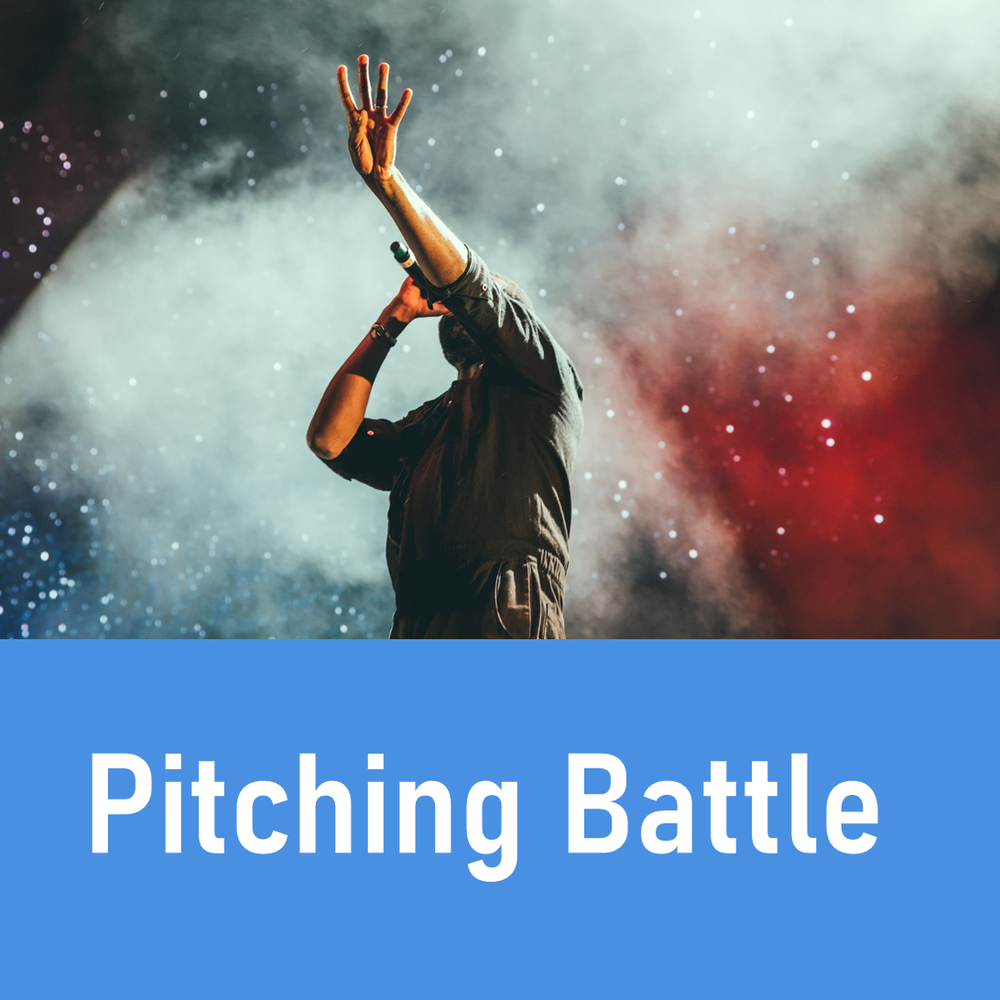 Pitching Battle