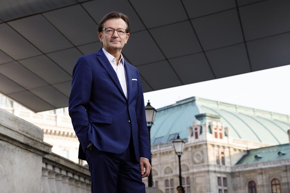 Gerhard Hirczi, Director Vienna Business Agency
