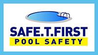 SAFE.T.FIRST POOL SAFETY LTD logo